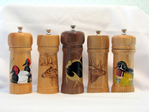 Wildlife Art Peppermills IMG_2560