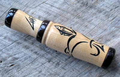 Teddy Lowe's artwork on Maple call